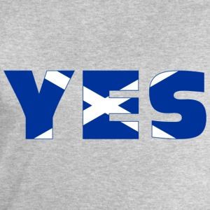Ecosse dit YES Tee shirts - Sweat-shirt Homme Stanley & Stella