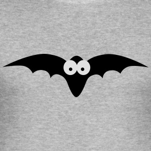 bat bat Sweatshirts - Herre Slim Fit T-Shirt