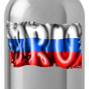 Russian flag T-Shirts - Water Bottle