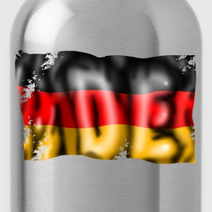 Germany flag T-Shirts - Water Bottle