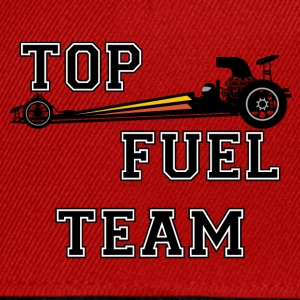 top dragster team Tee shirts - Casquette snapback
