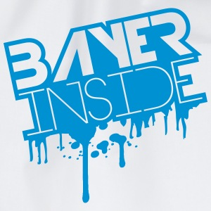 Bayer inuti Graffiti Design T-shirts - Gymnastikpåse