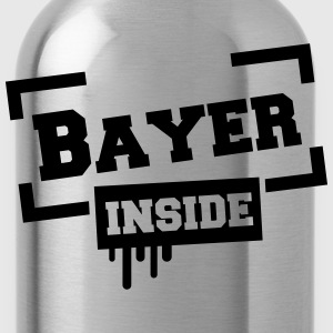 Bayer dentro Camisetas - Cantimplora