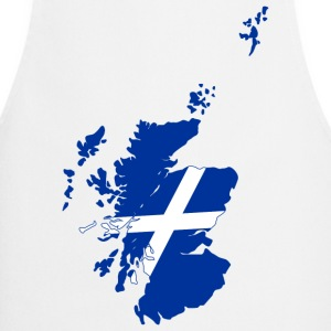 Scotland T-Shirts - Cooking Apron