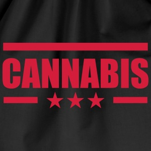 Cannabis T-skjorter - Gymbag