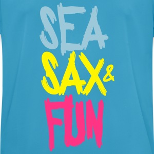 SEA SAX AND FUN Tops - Men's Breathable T-Shirt