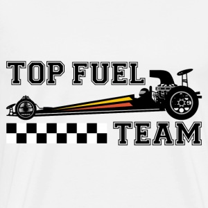 top dragster team - T-shirt Premium Homme