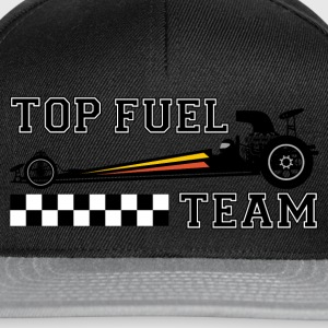 top dragster team - Casquette snapback