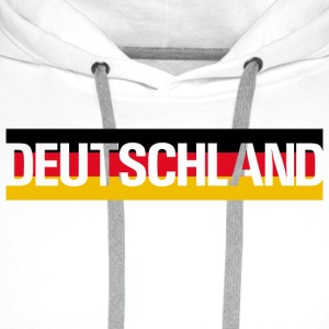 Deutschland / Germany t-shirt - Men's Premium Hoodie