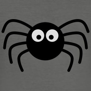 spider Bags & Backpacks - Men's Slim Fit T-Shirt