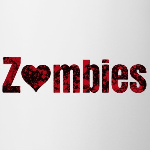 zombies zombies Tops - Taza