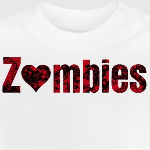 zombies zombies Shirts - Baby T-shirt
