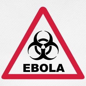 Ebola Warning T-Shirts - Baseball Cap