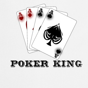 Poker King Mug - Cooking Apron