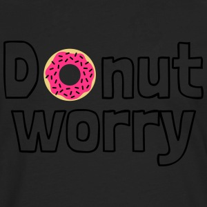 Donut worry Tops - Men's Premium Longsleeve Shirt