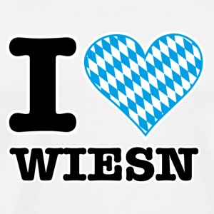OKTOBERFEST - I LIKE WIESN - Thermobecher - Männer Premium T-Shirt