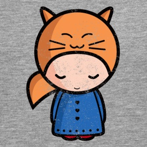 kawaii sarah worn out  T-Shirts - Men's Premium Longsleeve Shirt