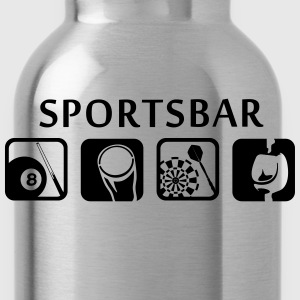 Pub Sports - Sportsbar T-Shirts - Water Bottle