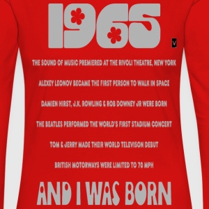 1965 49th / 50th Birthday - Women's Premium Longsleeve Shirt