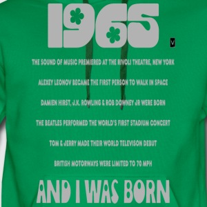 1965 49th / 50th Birthday - Men's Premium Hoodie