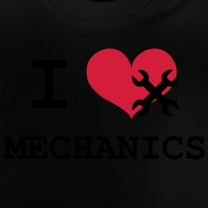 I Love Mechanics T-shirts - Baby T-shirt