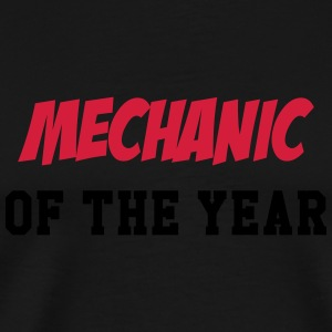 Mechanic of the Year Bottles & Mugs - Men's Premium T-Shirt