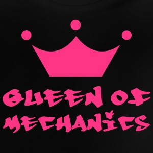 Queen of Mechanics Shirts - Baby T-shirt