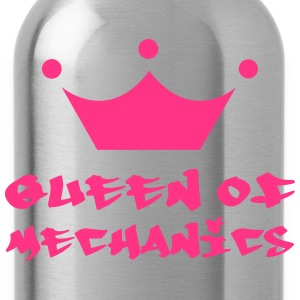 Queen of Mechanics Magliette - Borraccia