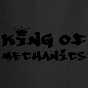 King of Mechanics T-shirts - Forklæde
