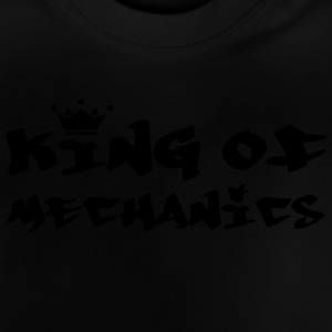 King of Mechanics Shirts - Baby T-Shirt
