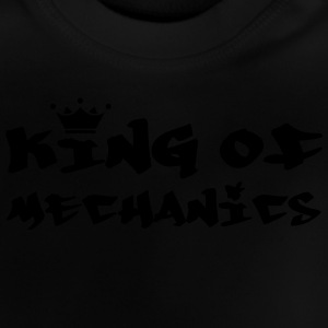King of Mechanics T-shirts - Baby T-shirt