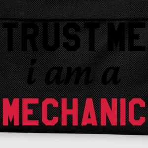 Trust me I am a Mechanic Bottles & Mugs - Kids' Backpack