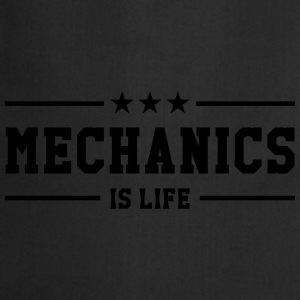 Mechanics is life T-shirts - Forklæde