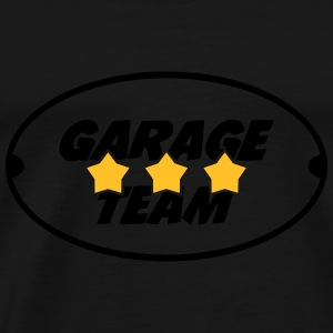 Garage Team Pullover & Hoodies - Männer Premium T-Shirt
