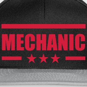 Mechanic T-shirts - Snapbackkeps