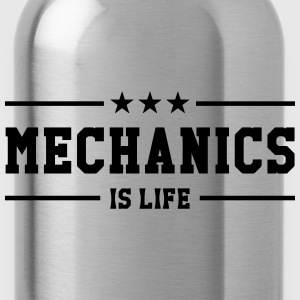 Mechanics is life Petten & Mutsen - Drinkfles