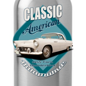 Men's Premium T-Shirt Ford Thunderbird | Class - Water Bottle