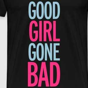 Bad Girl Toppe - Herre premium T-shirt