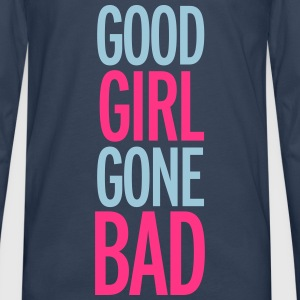 Bad Girl Tops - Mannen Premium shirt met lange mouwen