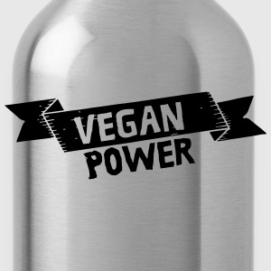 Vegan Power T-shirts - Vattenflaska