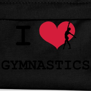 I Love Gymnastics T-Shirts - Kinder Rucksack