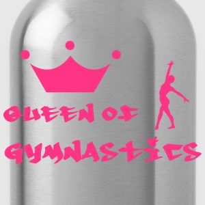 Queen of Gymnastics Koszulki - Bidon