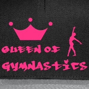 Queen of Gymnastics Tee shirts - Casquette snapback