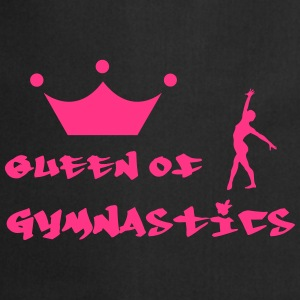 Queen of Gymnastics Bluzy - Fartuch kuchenny