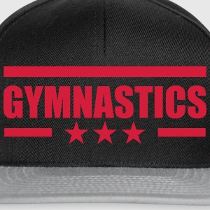 Gymnastics Tee shirts - Casquette snapback