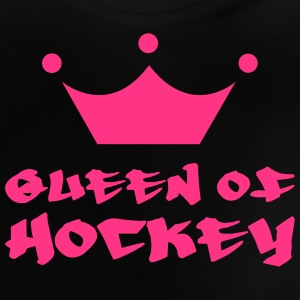 Queen of Hockey Shirts - Baby T-shirt