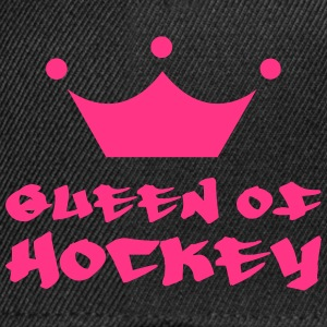 Queen of Hockey Magliette - Snapback Cap