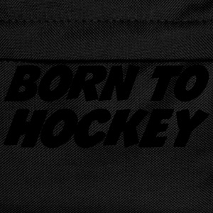 Born to Hockey Skjorter - Ryggsekk for barn