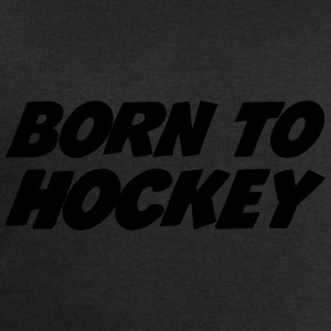 Born to Hockey Hoodies - Men's Sweatshirt by Stanley & Stella