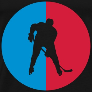 Hockey / Eishockey Hoodies - Men's Premium T-Shirt